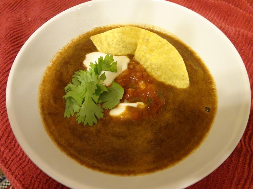Vegan Black Bean Soup — Vegan Meal Planning