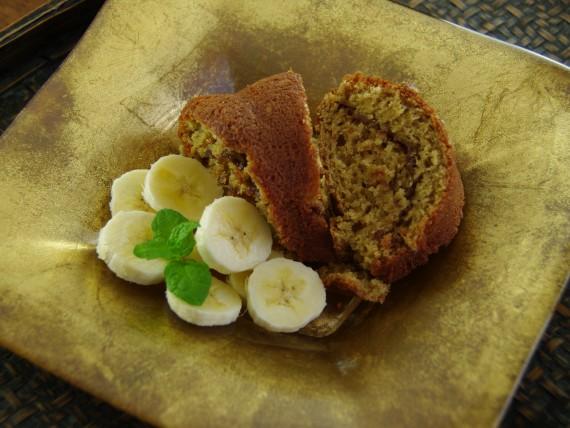 Vegan Sour Cream Coffee Cake